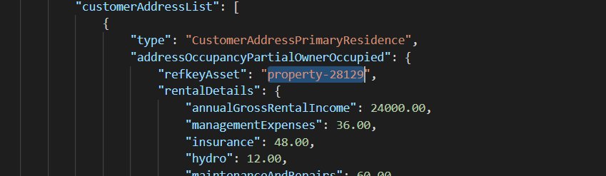 property refkey sample